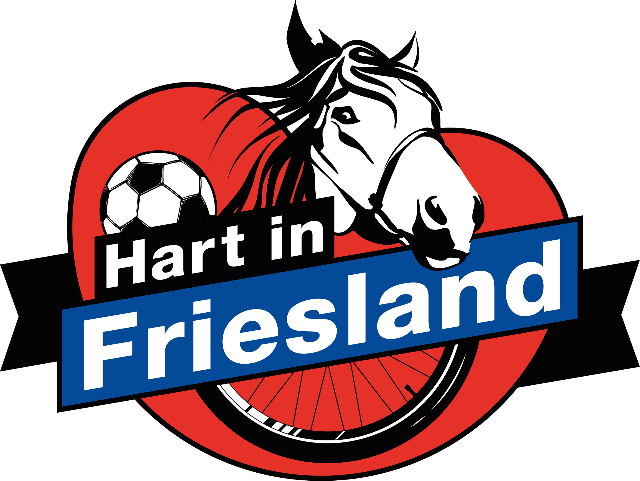 Hart in Friesland